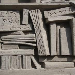 Zandsculptuur: 'De verhalen van Overijssel'