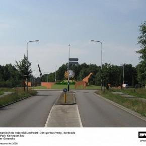 aanzicht vanaf Dentgenbachweg N 2