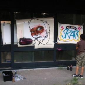 graffiti bankje14