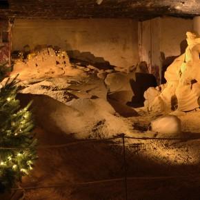 Magisch Zand, Kerststal Valkenburg